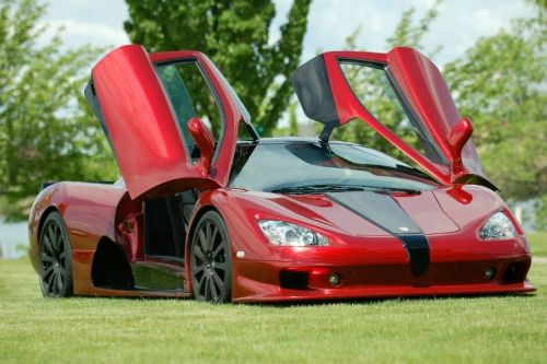 3rd: SSC Ultimate Aero