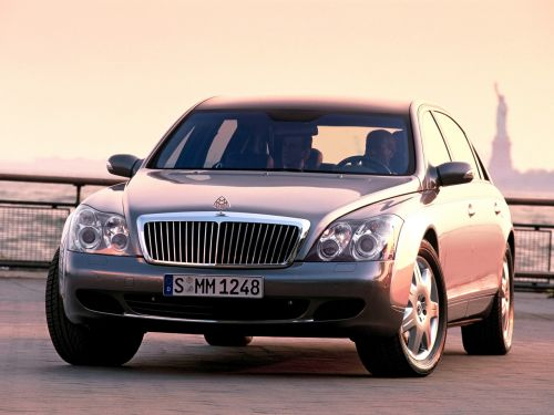 8th: Maybach 62
