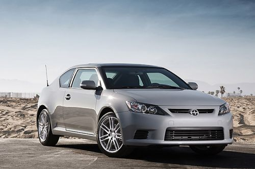9. Toyota Scion tC