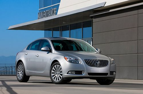 2. Buick Regal