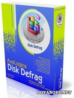 Download Auslogics Disk Defrag